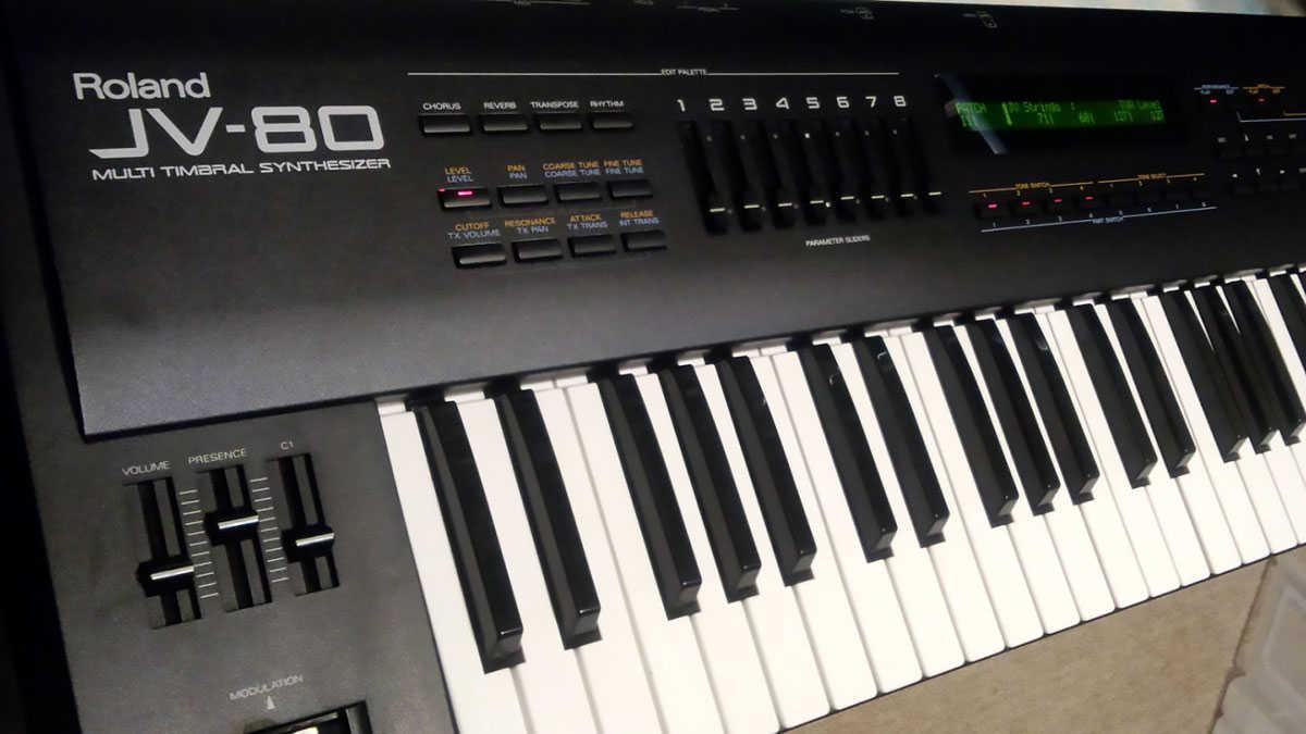 Roland JV-80