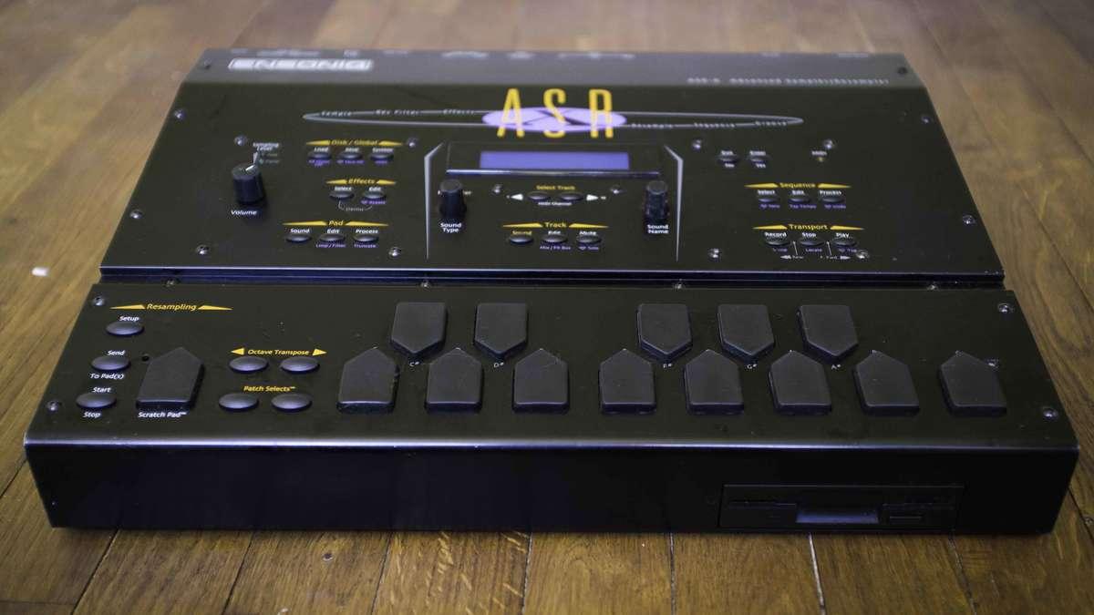 Ensoniq ASR-X