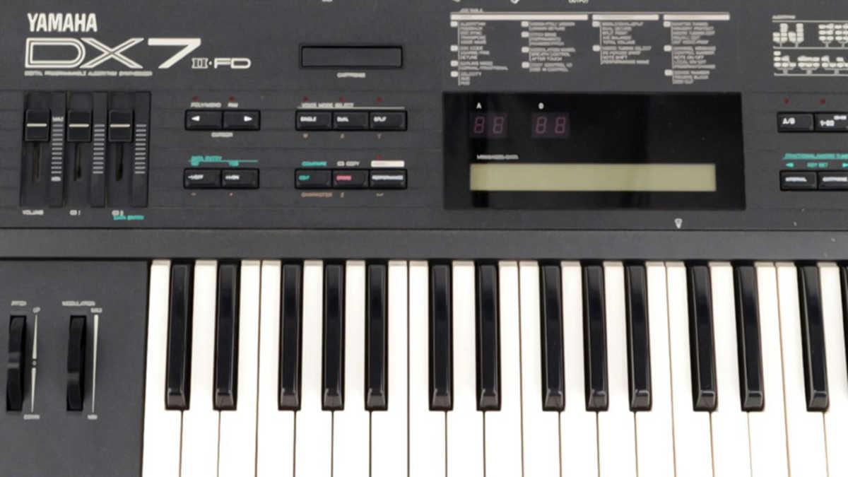 Yamaha DX7II