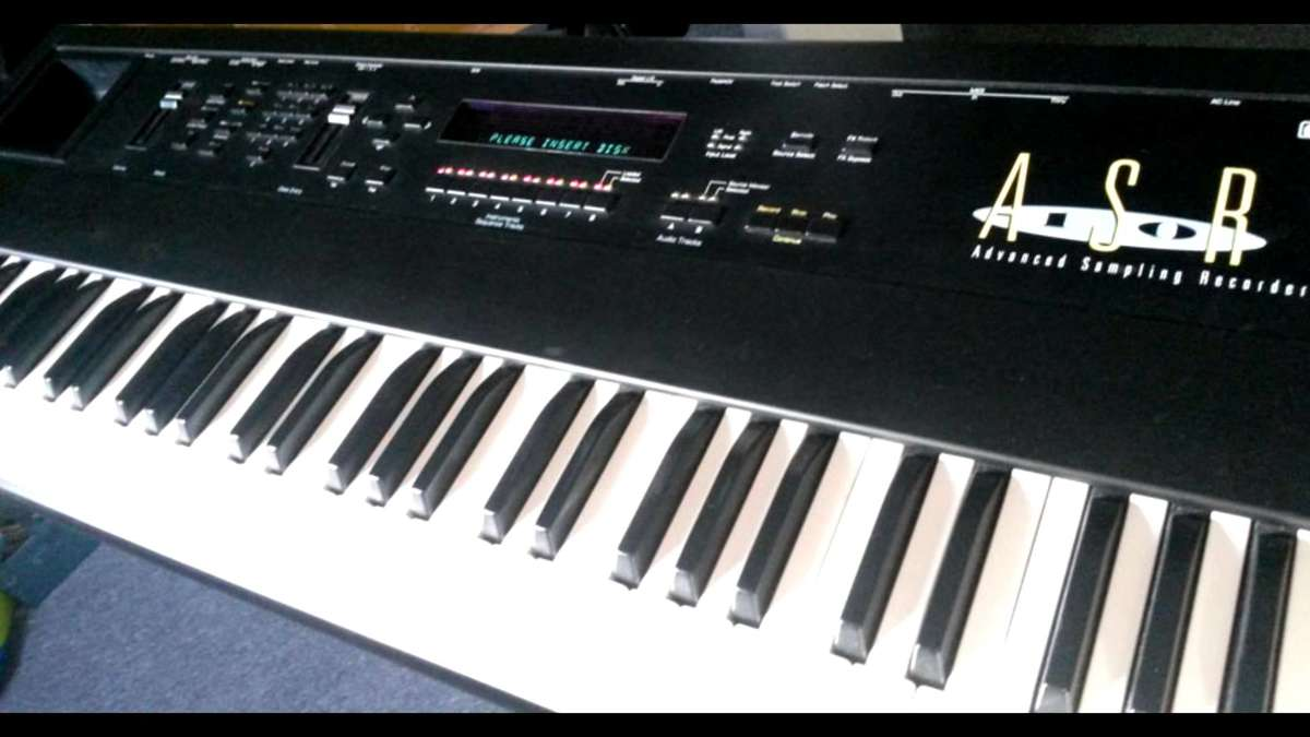 Ensoniq ASR-10