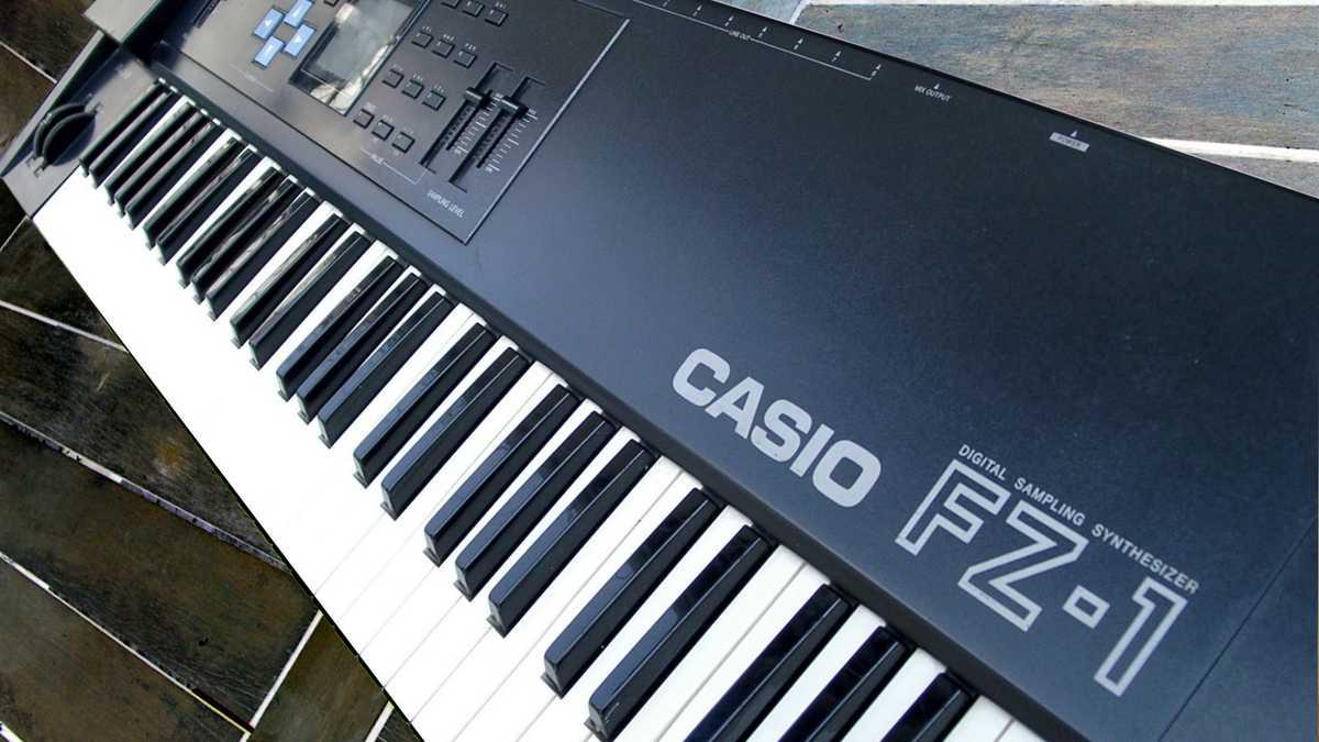 Casio FZ-1