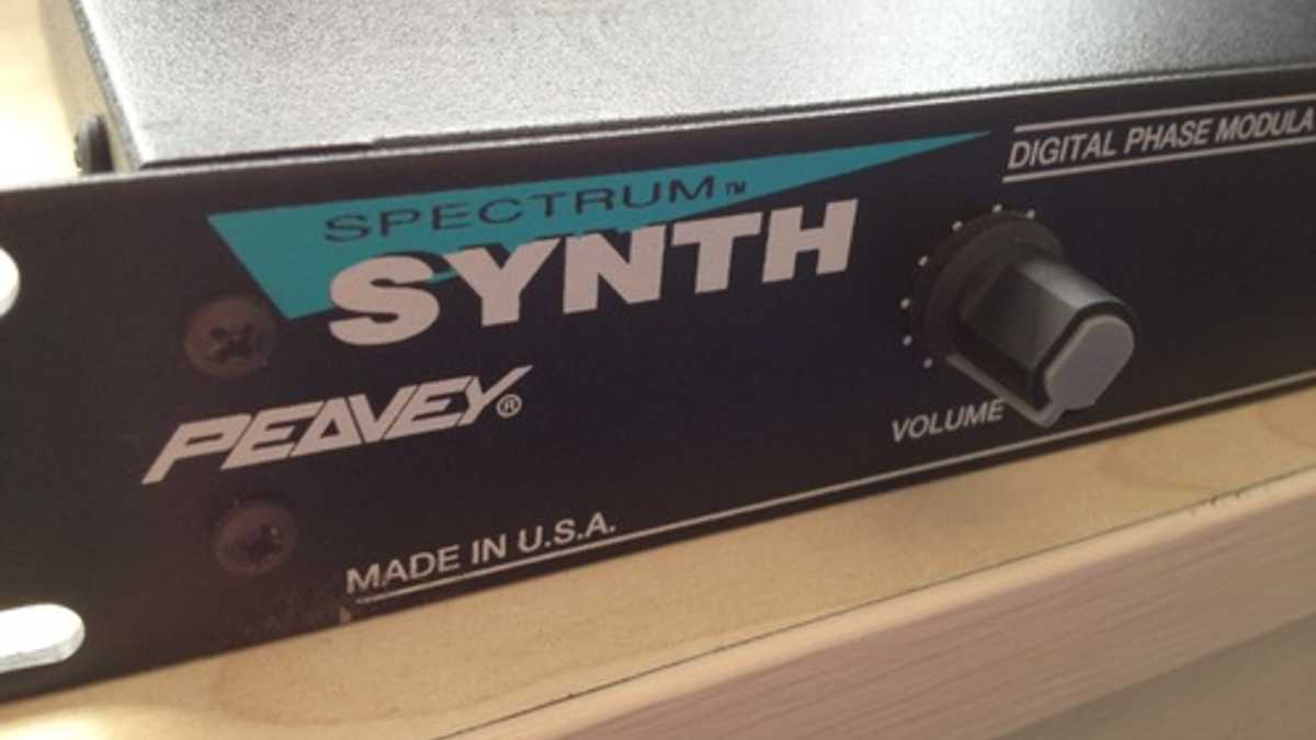 Peavey Spectrum Synth