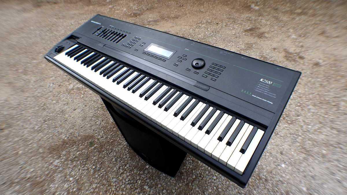 Kurzweil K2500