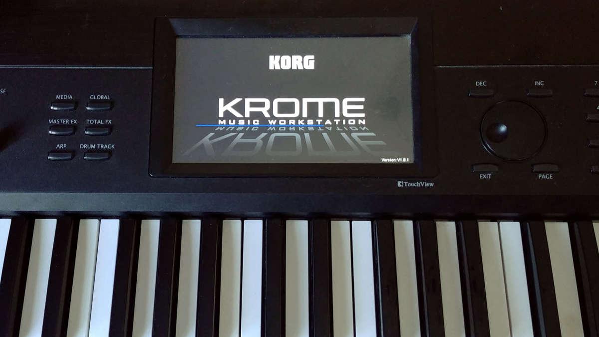 Korg Krome