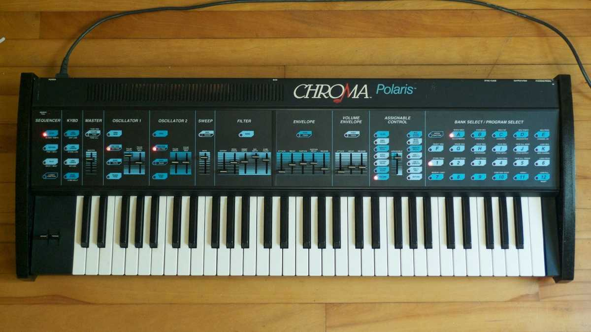 Rhodes Chroma Polaris