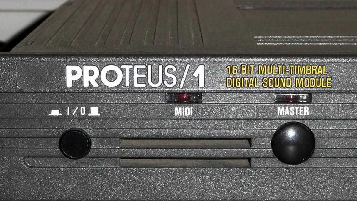 E-mu Proteus/1