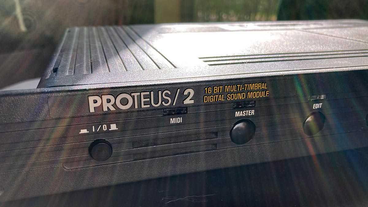 E-mu Proteus/2