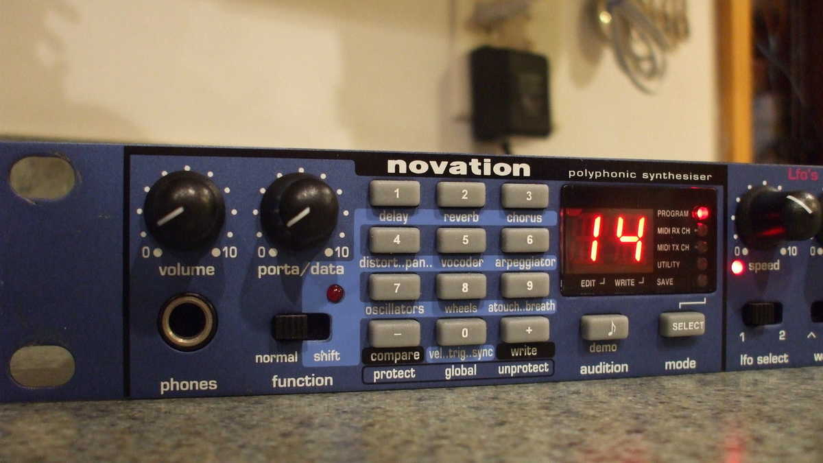 Novation A-Station