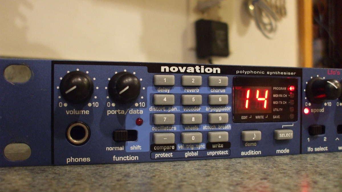 Novation A-Station