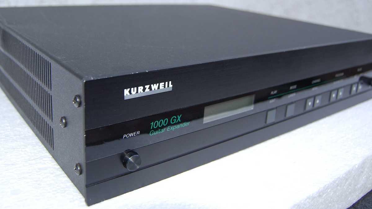 Kurzweil 1000 Series