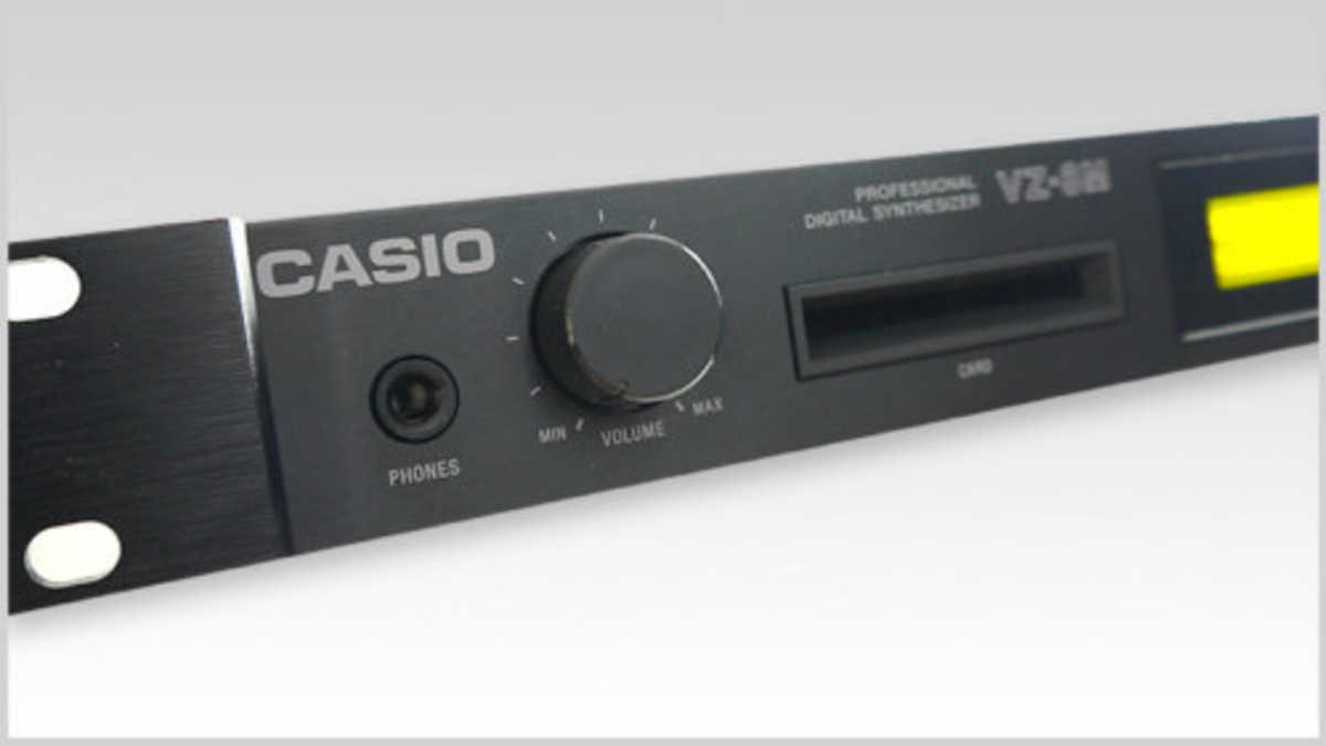 Casio VZ-8M