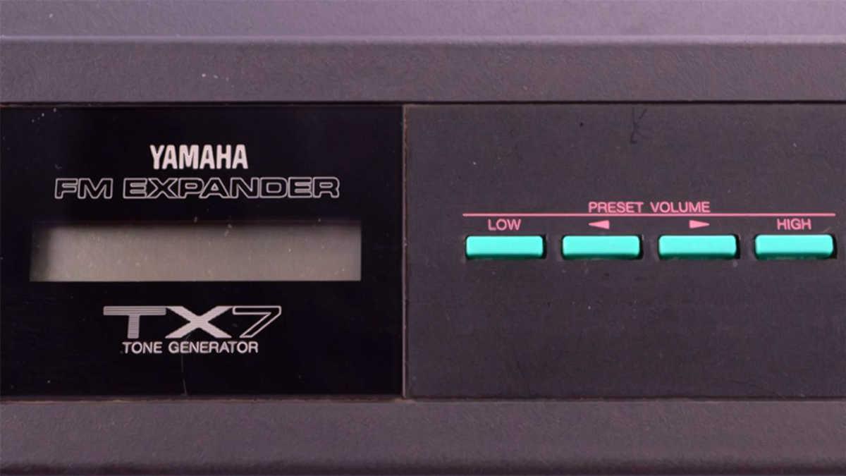 Yamaha TX7