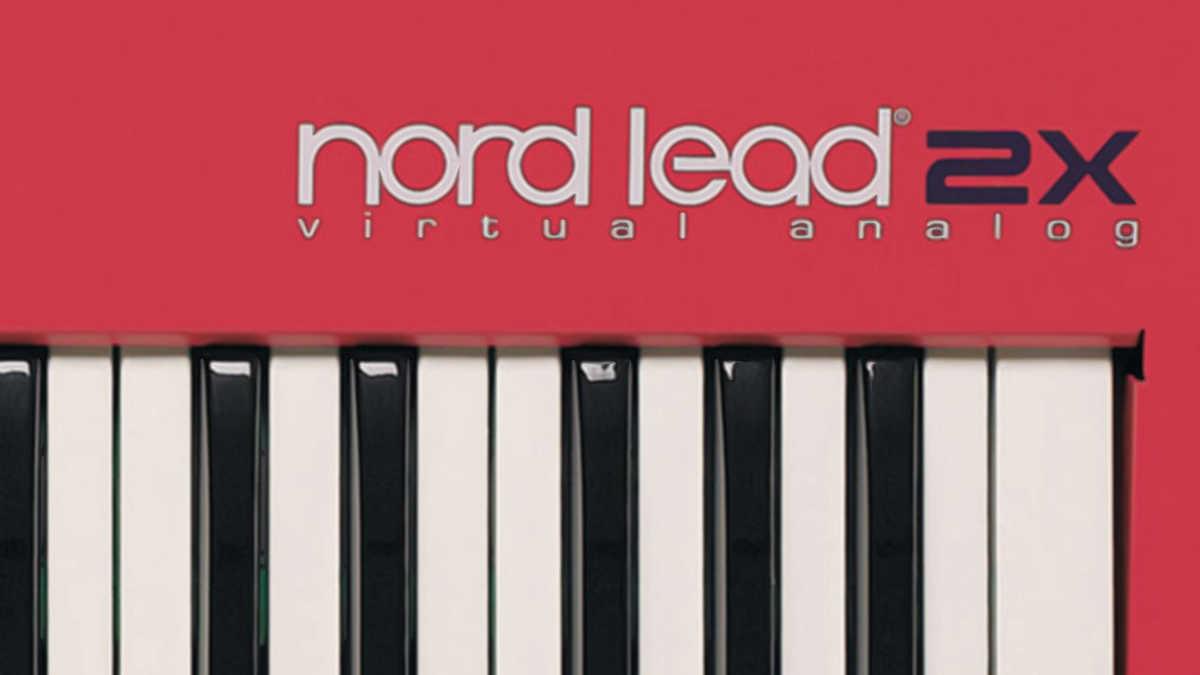 Clavia Nord Lead 2X