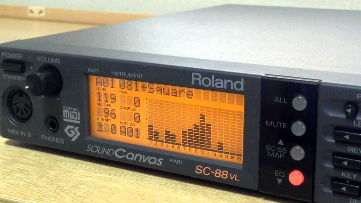 Roland SC-88VL