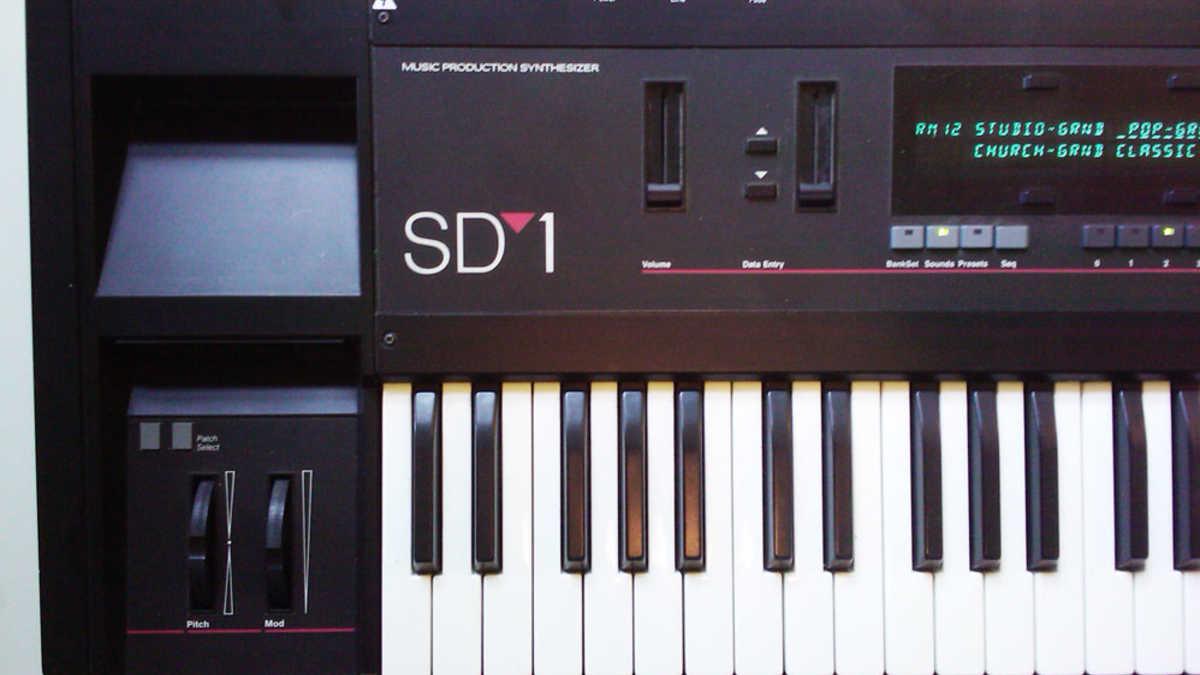 Ensoniq SD-1
