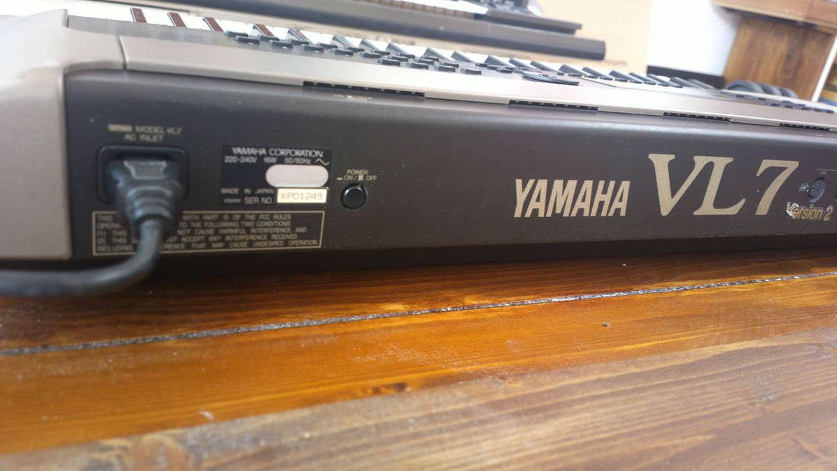Yamaha VL7