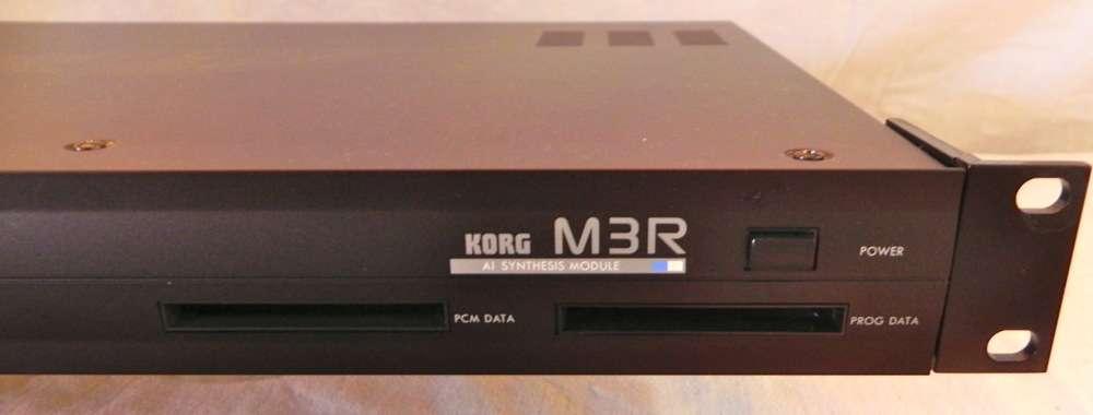 Korg M3R